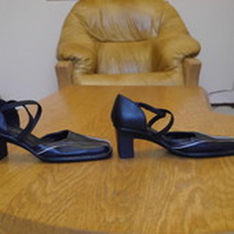 Туфлі шкіряні розмір 38  cult design - Фото 2