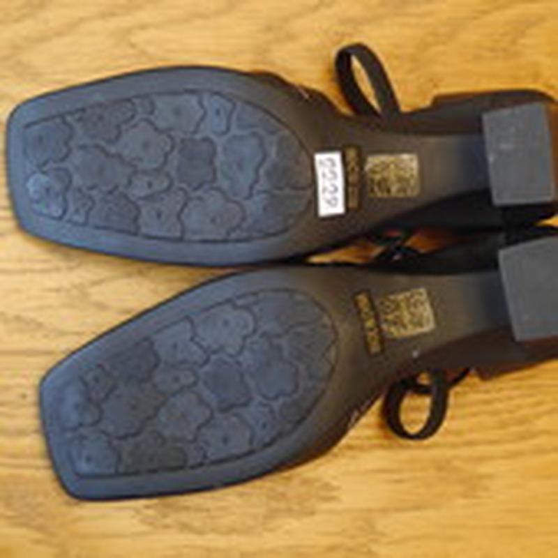 Туфлі шкіряні розмір 38  cult design - Фото 4