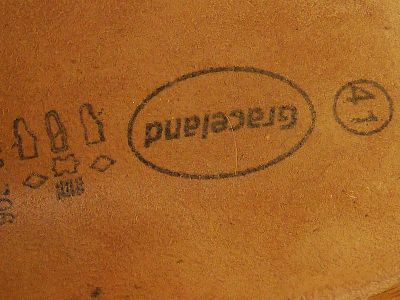 """В""""єтнамки розмір 41 стелька 26,5 см graceland - Фото 3"""