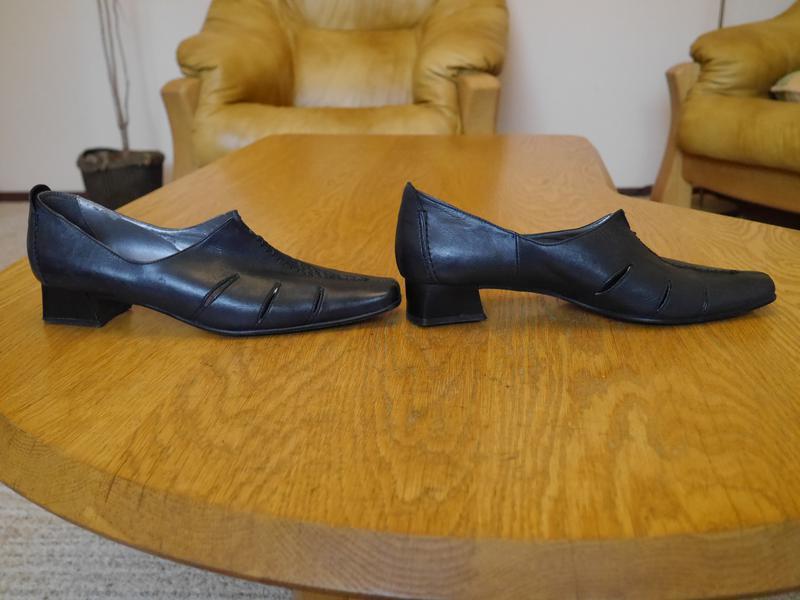 Туфлі шкіряні розмір 40 стелька 27,7 см volo - Фото 2