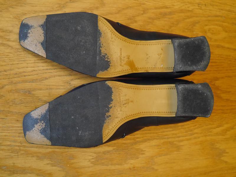 Туфлі шкіряні розмір 40 стелька 27,7 см volo - Фото 3