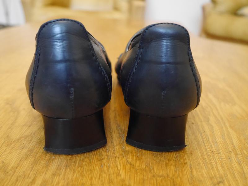 Туфлі шкіряні розмір 40 стелька 27,7 см volo - Фото 4