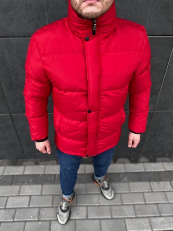 Куртка пуховик - Фото 6