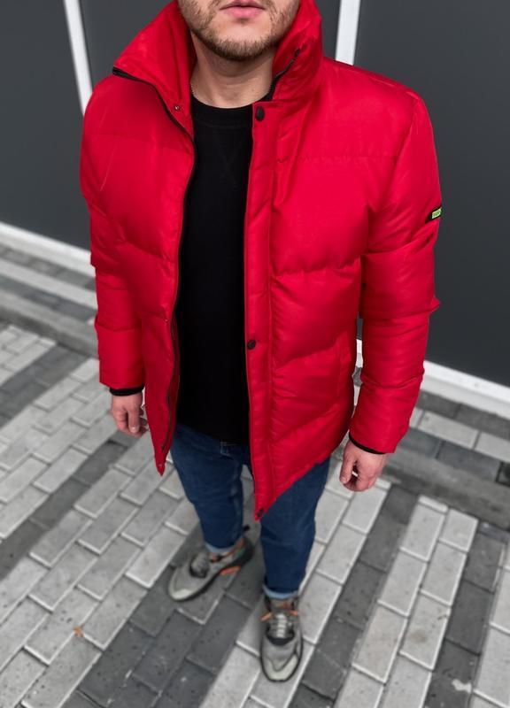 Куртка пуховик - Фото 7