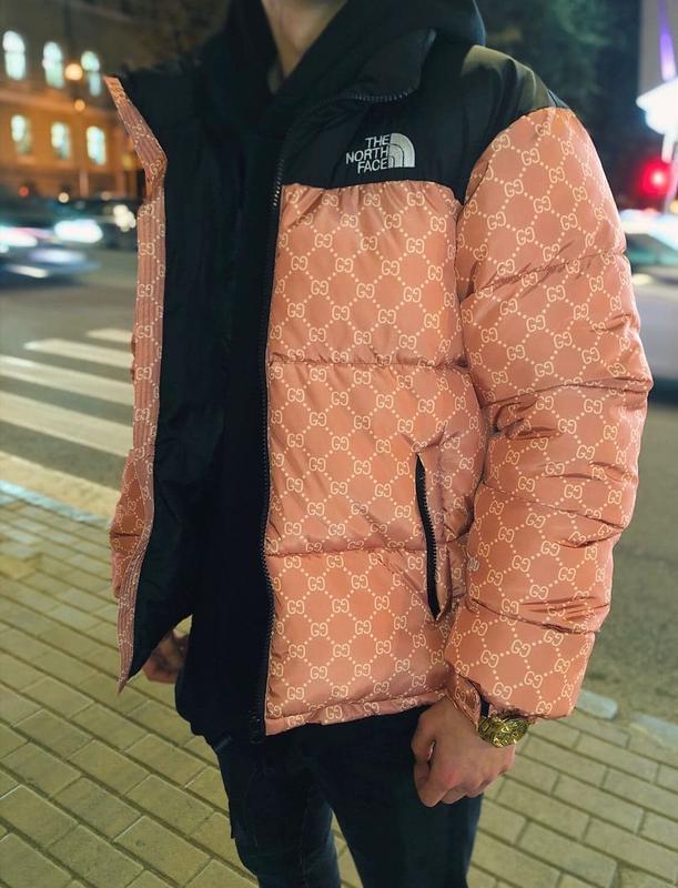 Куртка пуховик - Фото 3