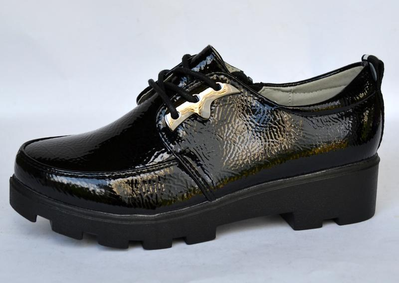Туфли леопард