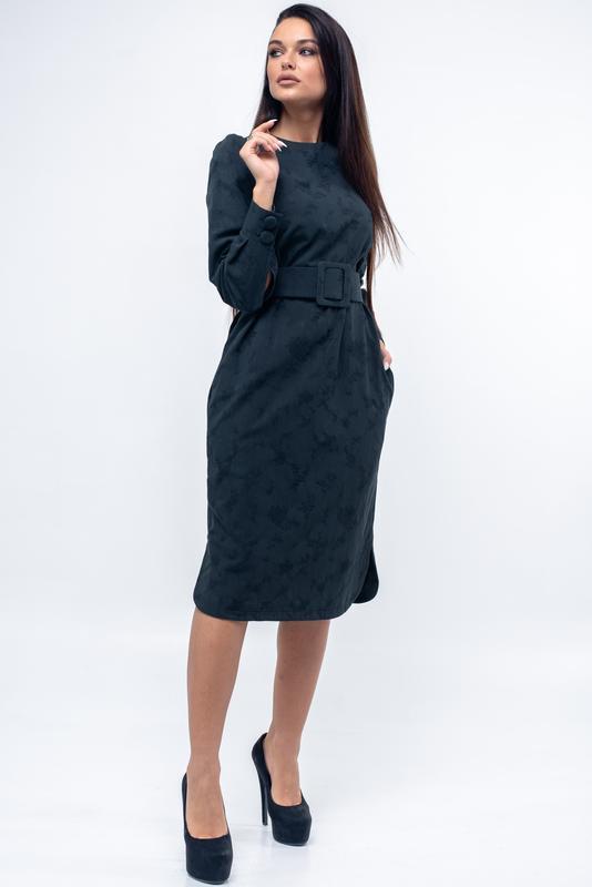 """Платье """"джен"""" черный"""