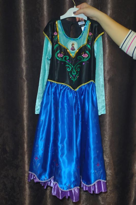 Яркое карнавальное платье george карнавальный костюм принцессы...