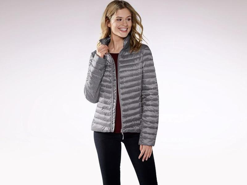 Термо куртка деми 40 euro (44-46), esmara, германия, осень-весна