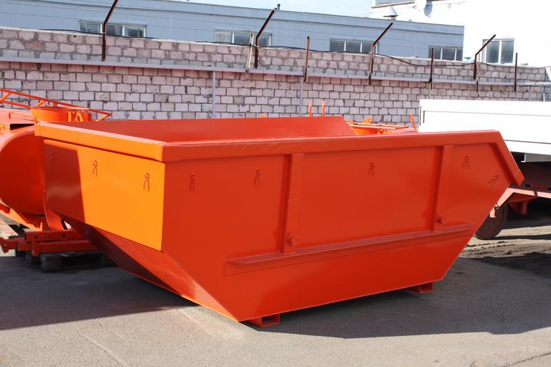 Контейнер для портального мусоровоза