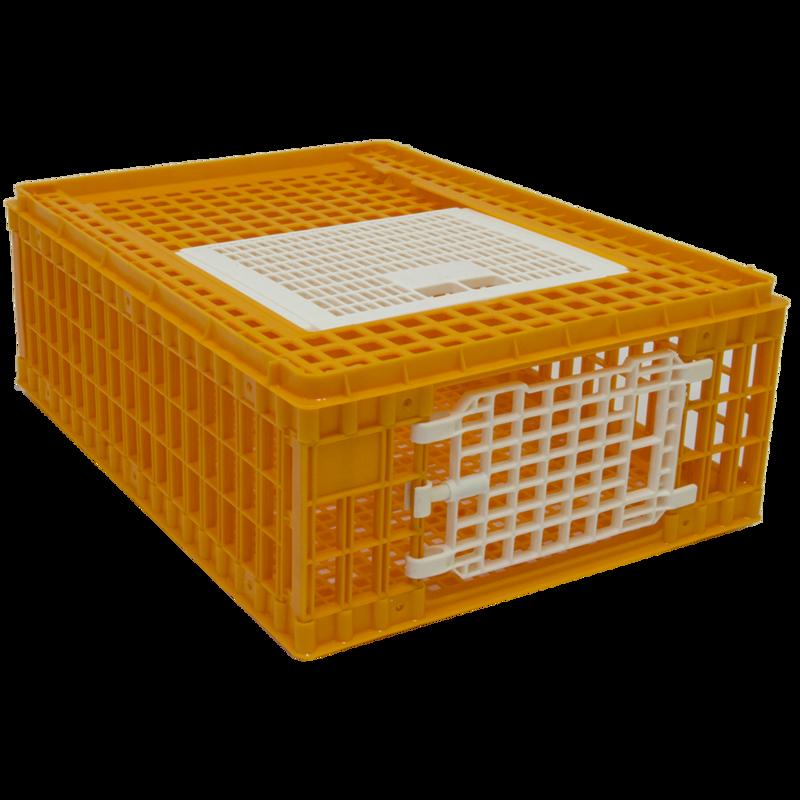 Ящики пластиковые Mini-Piedmont для птицы
