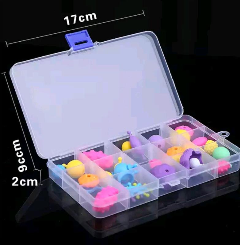Регулируемый пластиковый ящик