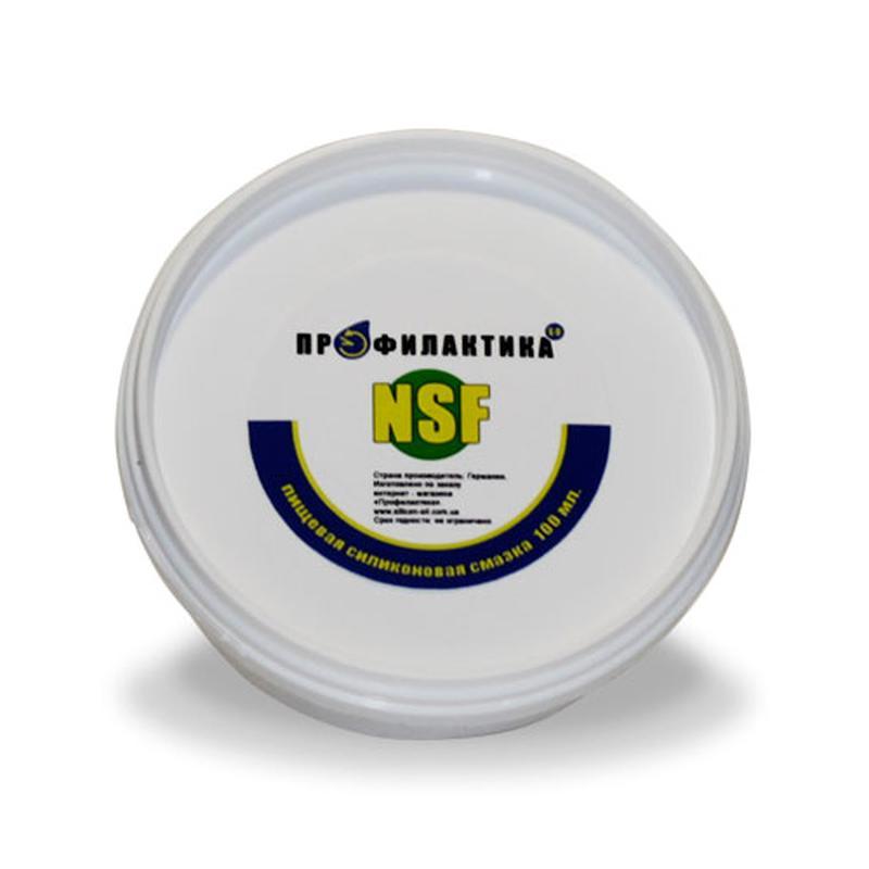 Пищевая силиконовая смазка Anoint SO-154 (Германия) густая 100 мл