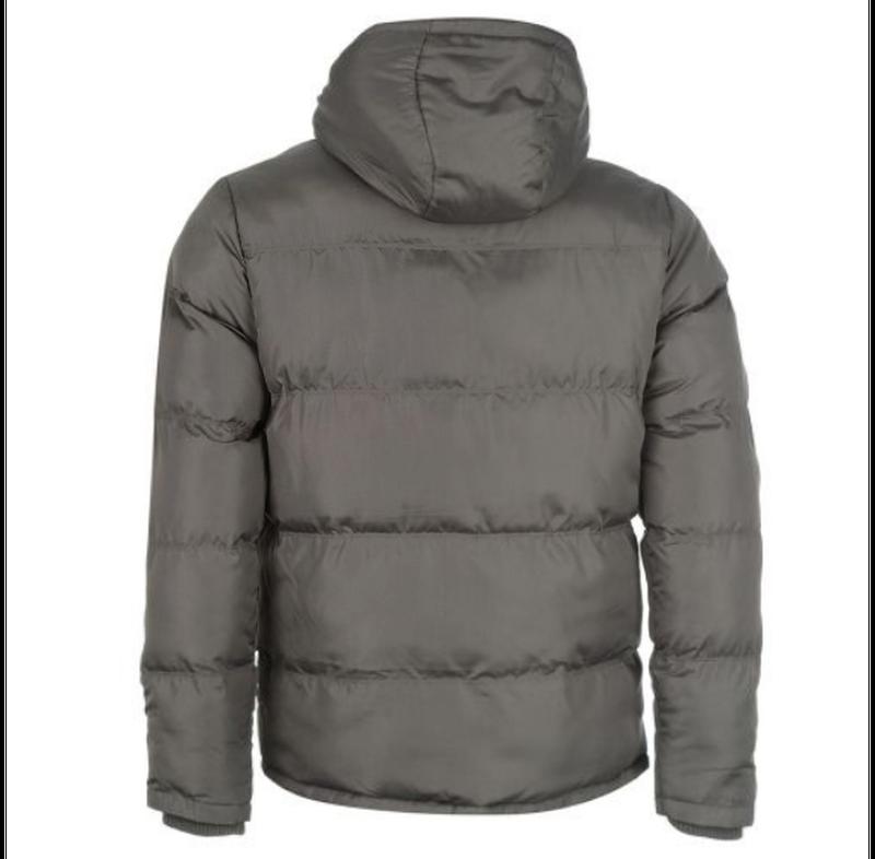 Куртка Lee Cooper 2 Zip Bubble Grey - Фото 3