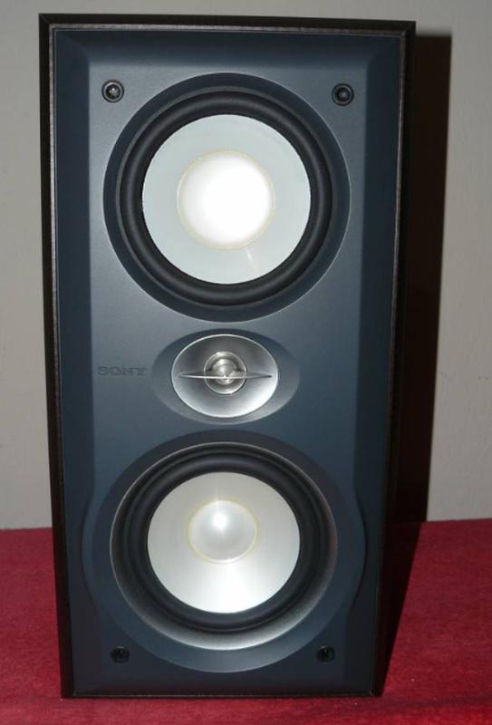 Комплект из 2х колонок Sony SS-S3 - Фото 2