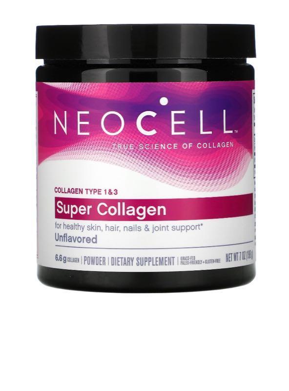 Neocell super collagen коллаген 200грамм