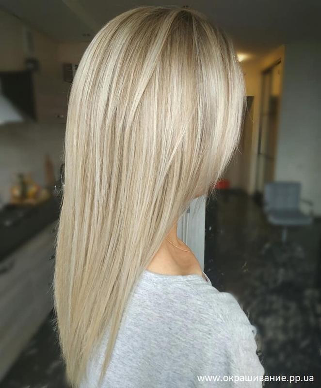 Окрашивание волос, кератиновое выравнивание, ботокс волос