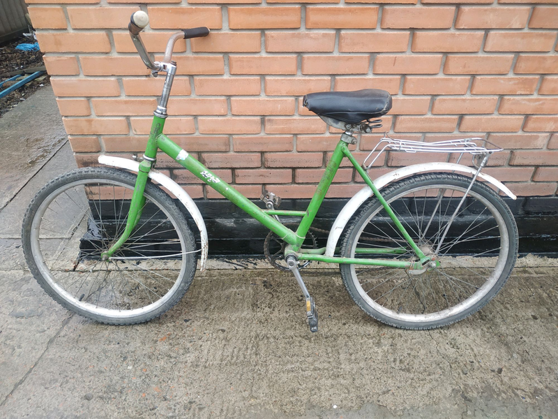 Велосипед Украина  аист, десна ХВЗ , ДОСТАВКА ПО ГОРОДУ БЕСПЛАТНО
