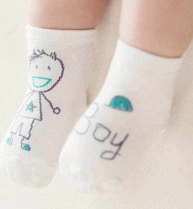 Детские носочки + трусики