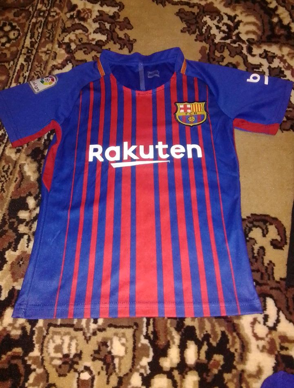 Футболка та шорти для футболу