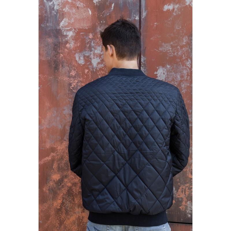 Демисезонная мужская куртка осень весна - Фото 2