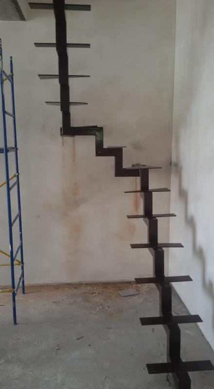 Металлические лестницы разной конфигурации - Фото 2