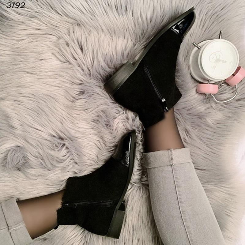 Код 3192  шикарные ботиночки - Фото 2