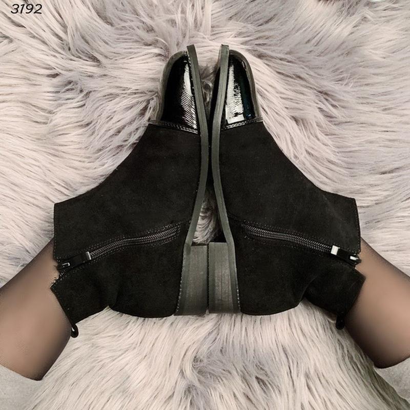 Код 3192  шикарные ботиночки - Фото 3