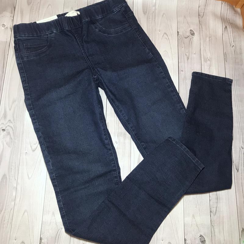 Джегинсы скинни, джинсы h&m, 38 размер