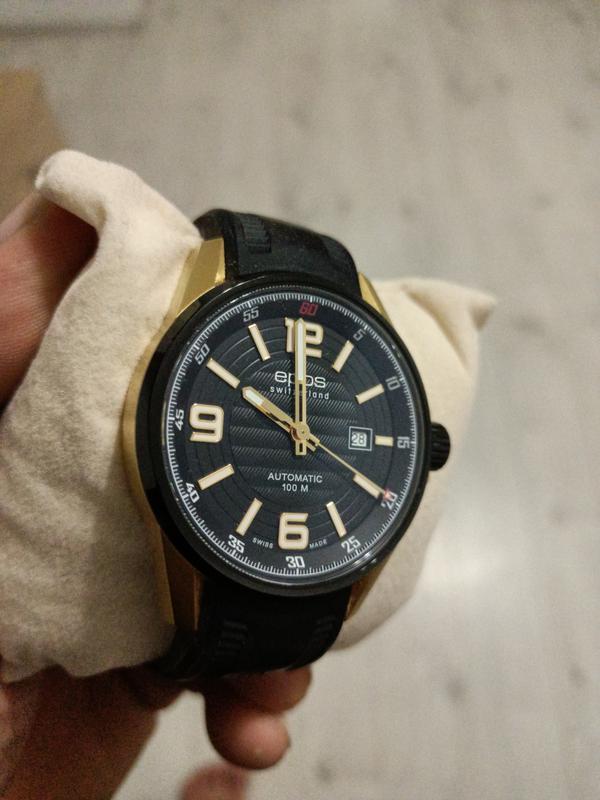 Швейцарские часы Epos, годинник. Оригинал!!!