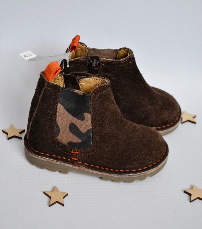 Крутые ботинки челси  next 4 (20р)