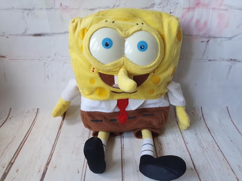 Ночник губка боб спанч боб nickelodeon Sponge Bob