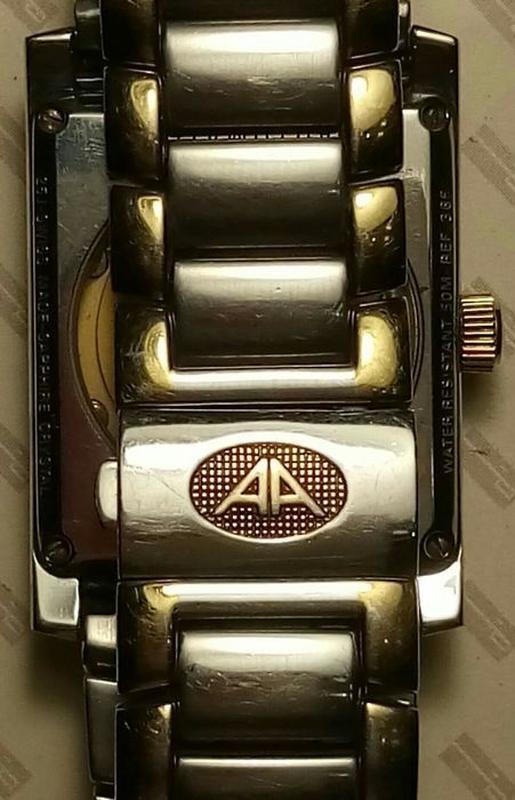 Наручные механические Appella часы для мужчин с автоподзаводом. - Фото 6