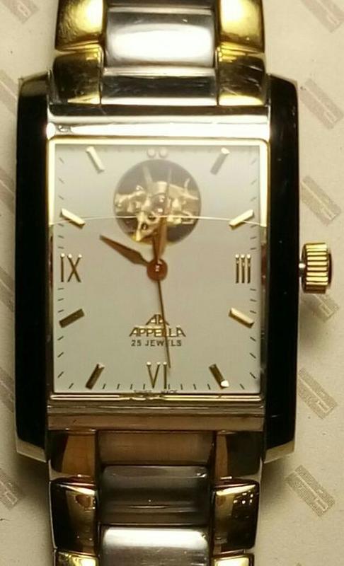 Наручные механические Appella часы для мужчин с автоподзаводом. - Фото 2