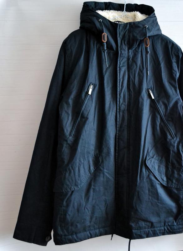Куртка парка демисизонная l