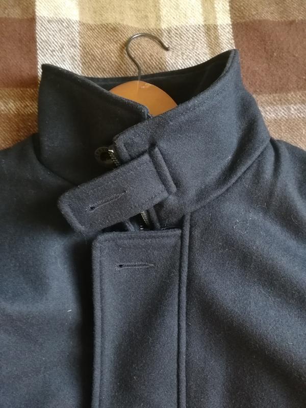 Премиальное зимнее пальто oratop turo tailor, шерсть, кашемир - Фото 5