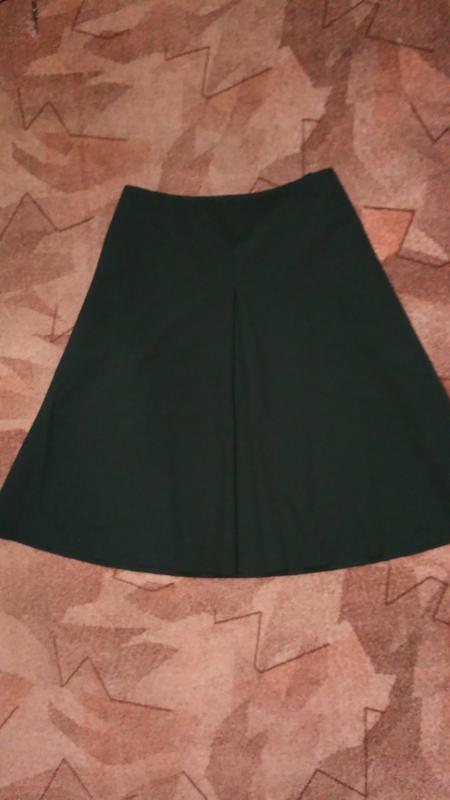 Cos юбка средней длины ,трапеция, а-образный силуэт - Фото 7
