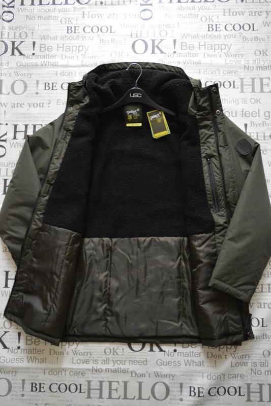 Расширенный куртка мужская зимняя gelert, водонепроницаемая, ... - Фото 2