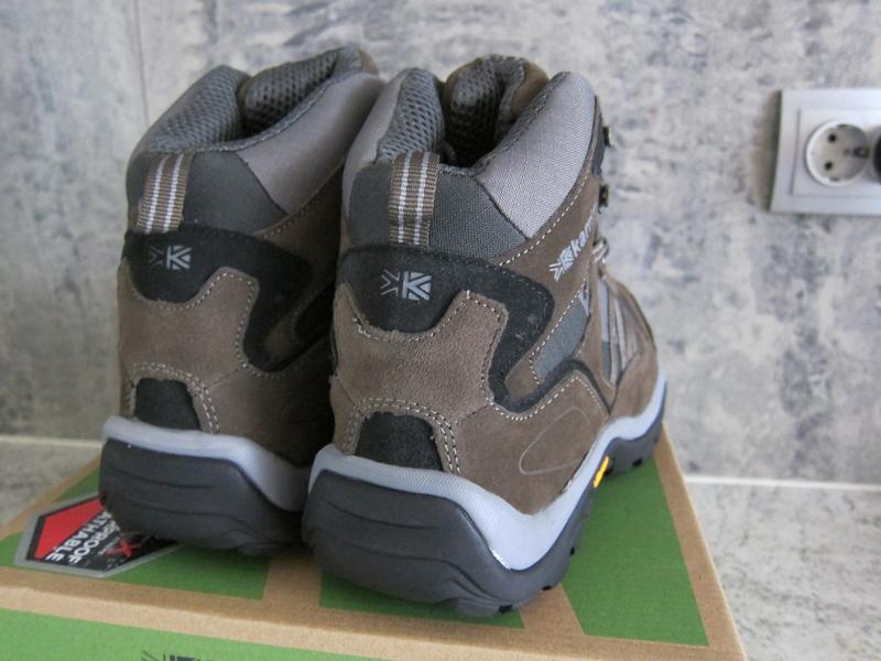 Ботинки зимние мужские karrimor, водонепроницаемые, подошва vi... - Фото 3