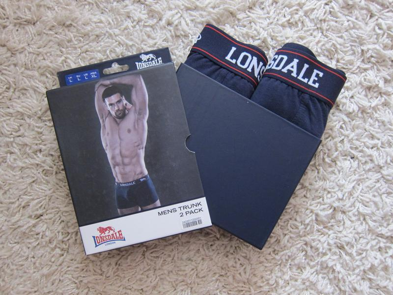 Трусы, боксеры мужские, набор 2 шт lonsdale - Фото 2
