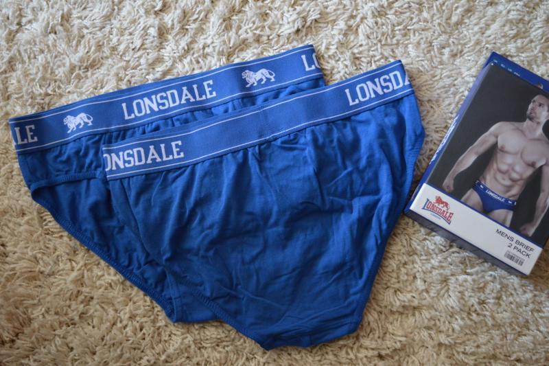 Трусы мужские lonsdale, оригинал, набор из 2 шт - Фото 2