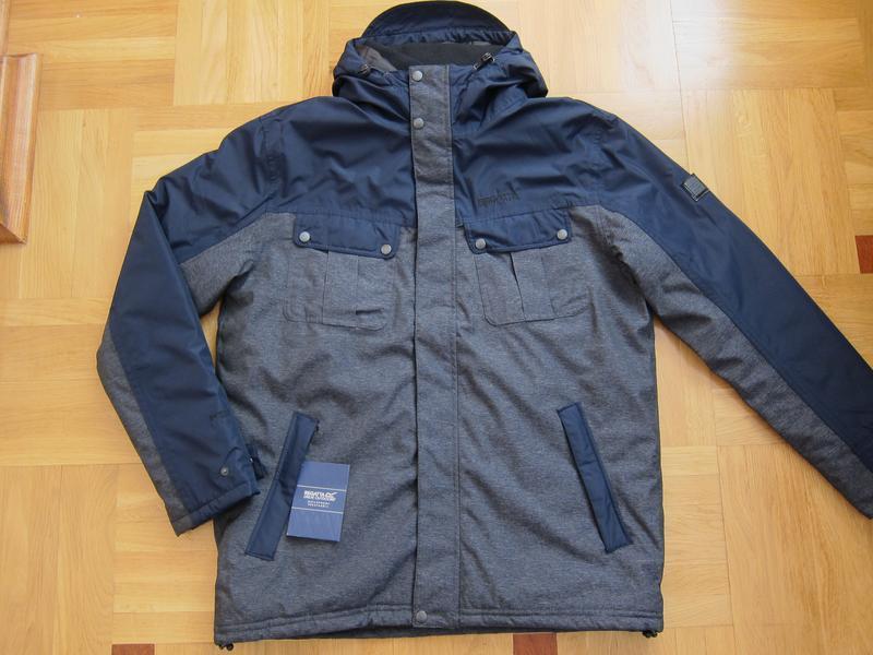 Куртка мужская от regatta, водонепроницаемая, оригинал, из англии