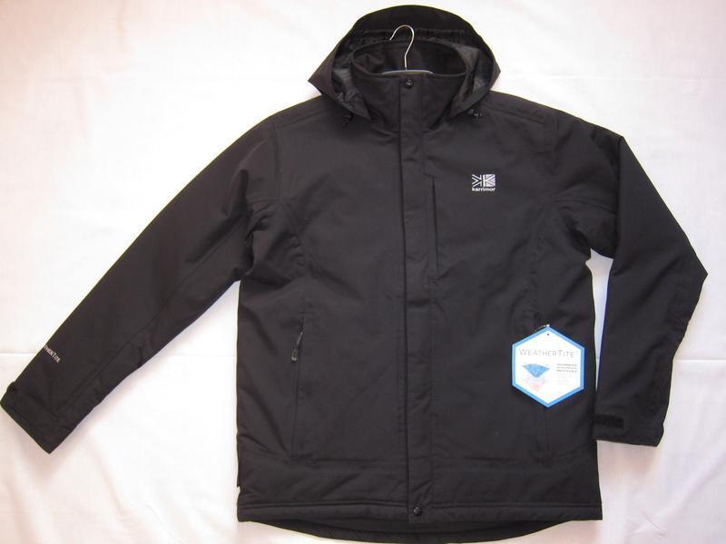 Куртка мужская зимння karrimor, куртка зимова, мембрана weathe...