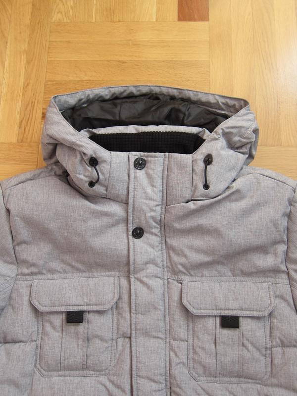 Куртка мужская зимняя от jack & jones, оригинал - Фото 2