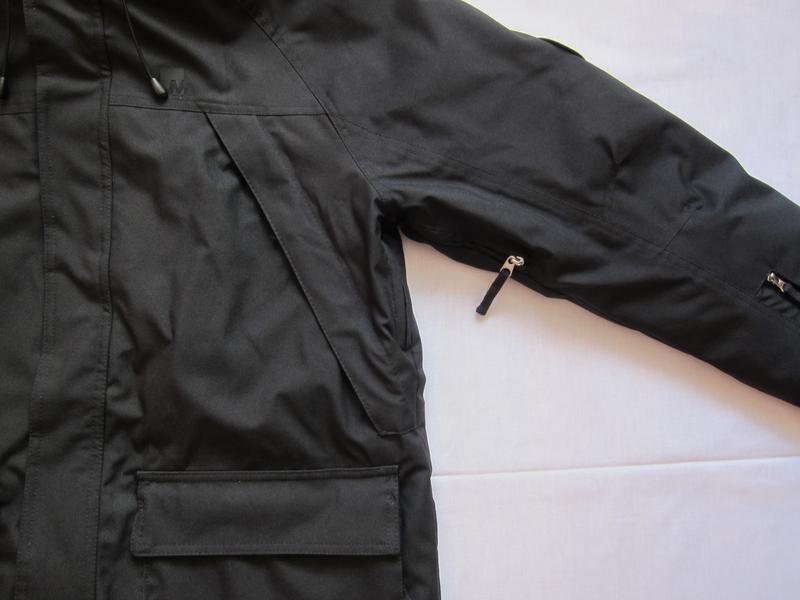 Парка, куртка зимняя мужская nevica, лыжная куртка, оригинал, ... - Фото 3