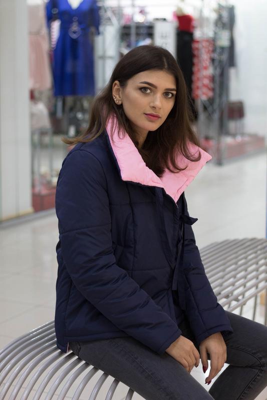 Куртка на завязках