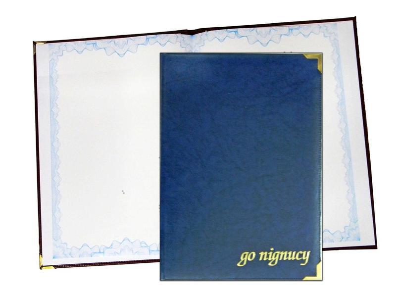 Папка 'На подпись' А4 - Фото 4