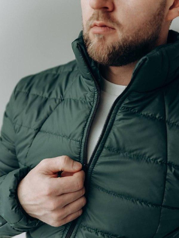 Мужская куртка весна - Фото 3
