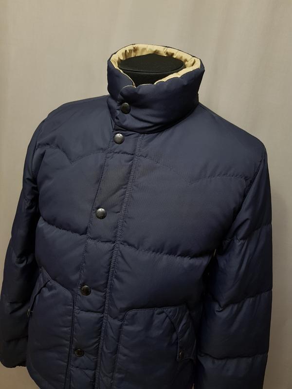 Куртка пуховик ralph lauren - Фото 2