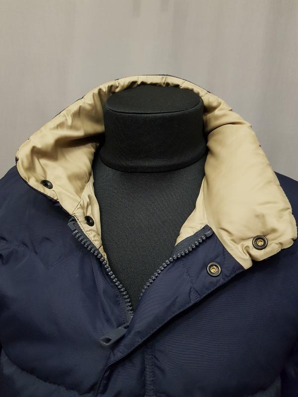 Куртка пуховик ralph lauren - Фото 4